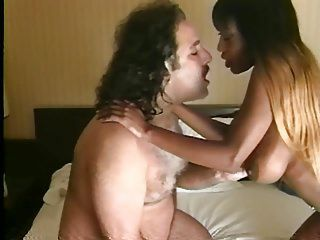 Ron Jeremy und Dominique Simone